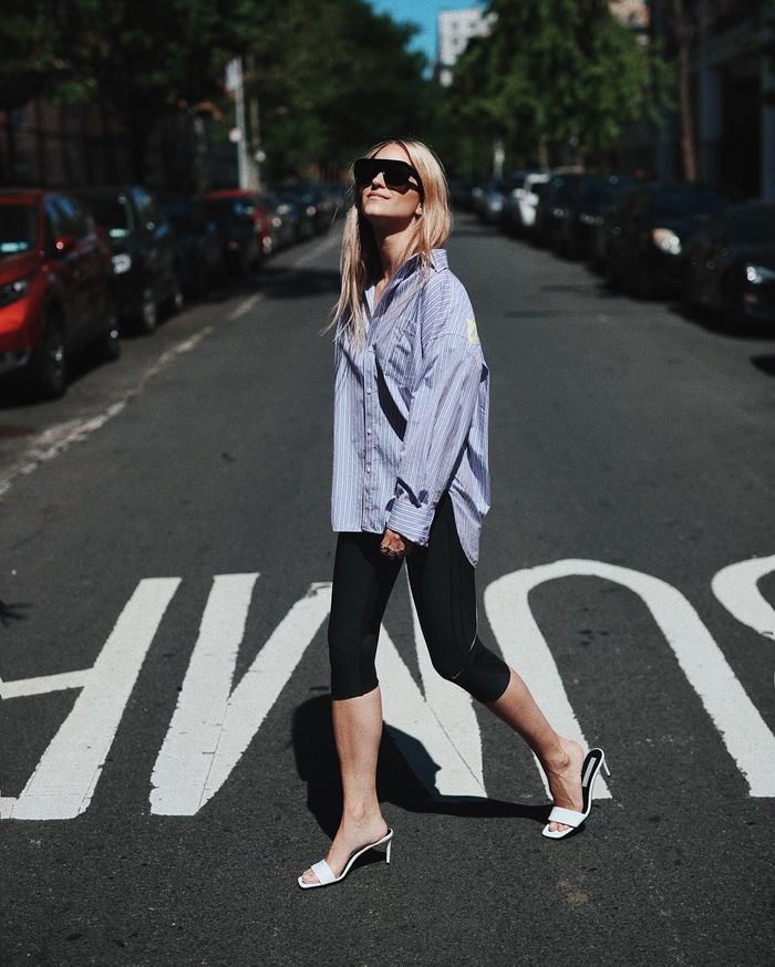 The Nyc Outfits The City S Coolest Girls Would Wear Who