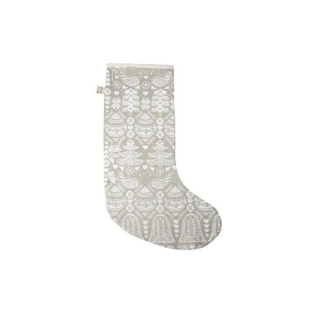 Maya Muse Textiles Christmas Stocking