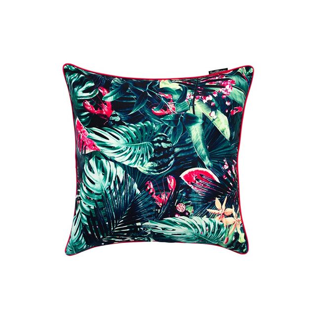 We Are Handsome for Basil Bangs Jungle Fever Cushion
