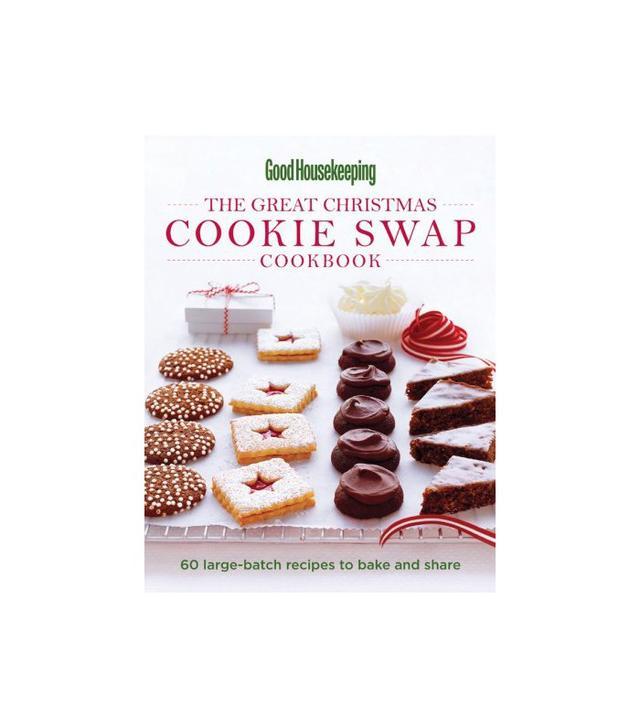 The Great Christmas Cookie Swap Cookbook by Good Housekeeping