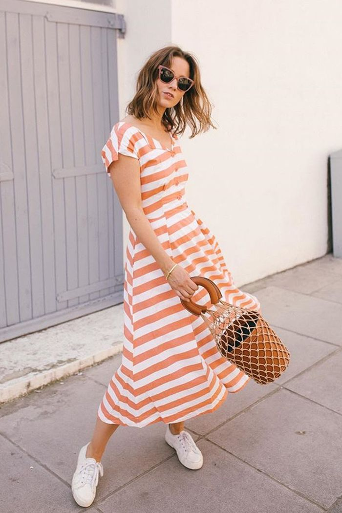865f17242756 10 Weekend Casual Outfits Inspired By Style Bloggers   Who What Wear