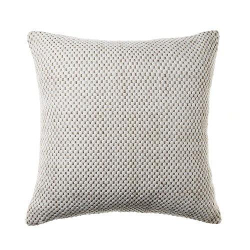 Mercer + Reid Anjuna White Linen Cushion