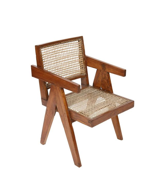 Naturally Cane Carnaby Side Chair