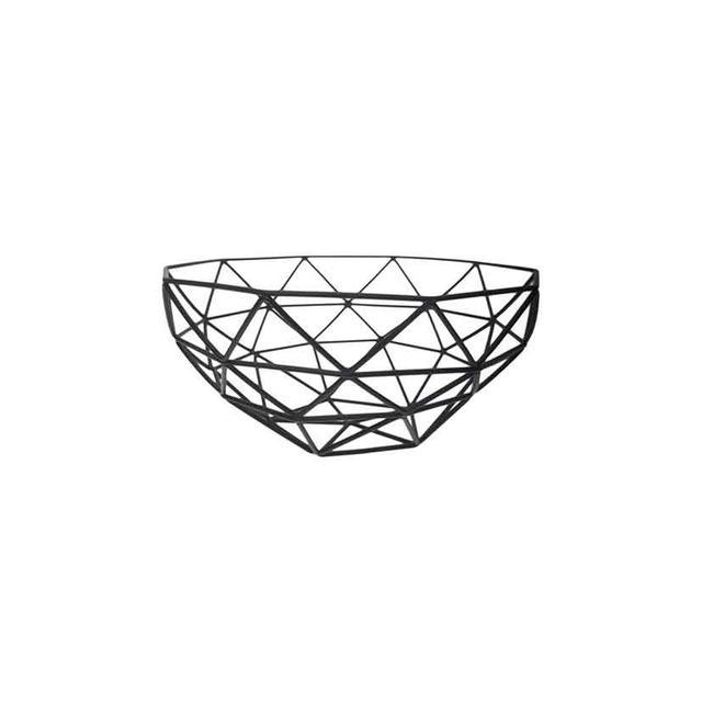 Freedom Satellite Basket 29cm in Black