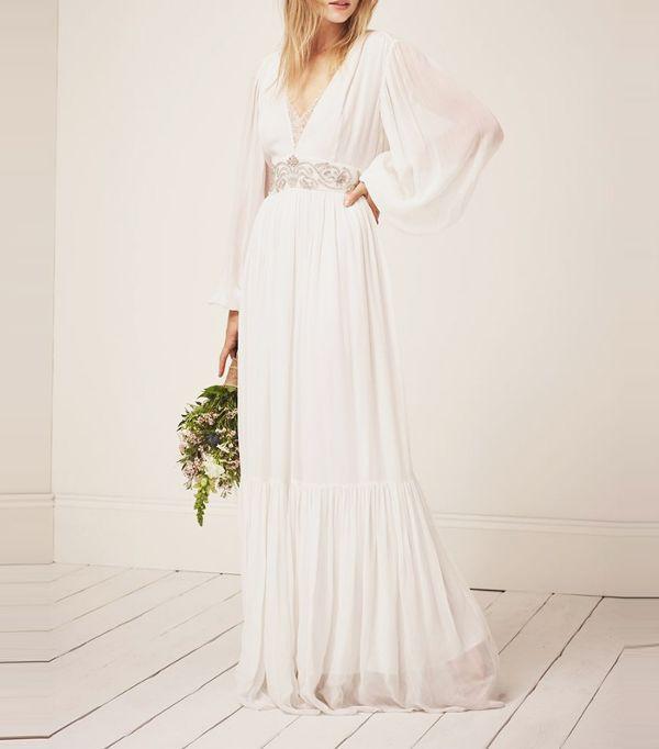 Best High-Street Wedding Dresses: Affordable Bridal Frocks