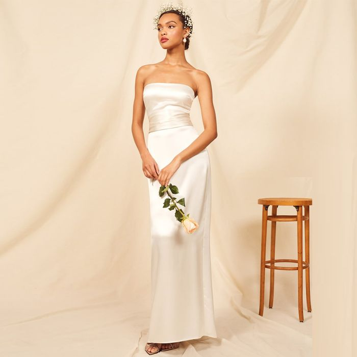 7cb71bced9ac Best High-Street Wedding Dresses  Affordable Bridal Frocks