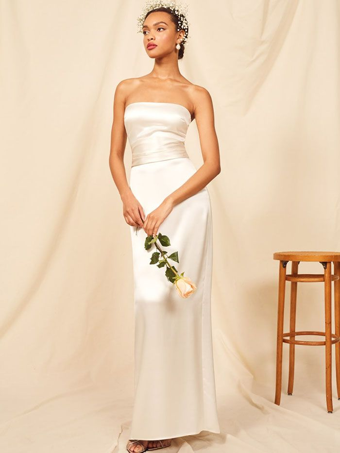 35326584b4f The High-Street Wedding Dresses That Look Just as Good as Designer Ones