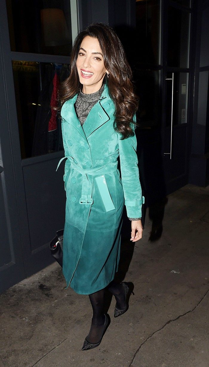 How To Dress Like Amal Clooney In 7 Easy Steps Who What Wear