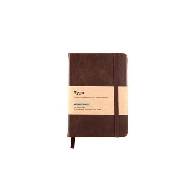 Typo A6 Journal