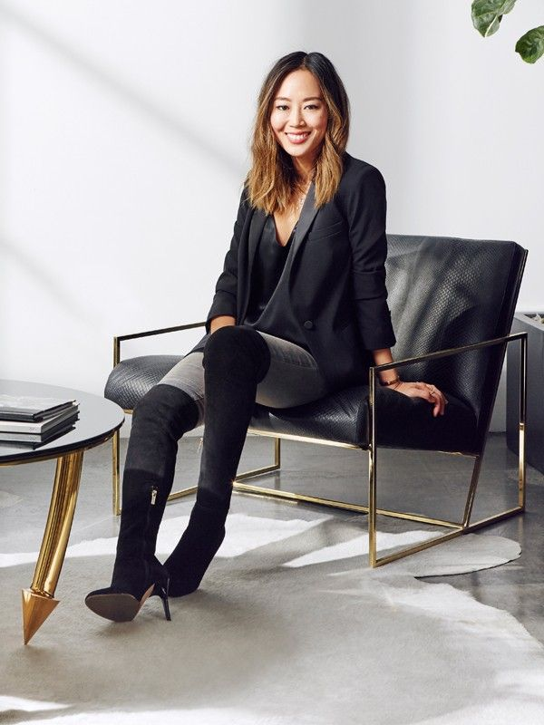 Tour The Glam Offices Of Vita Fede Designed By Aimee Song