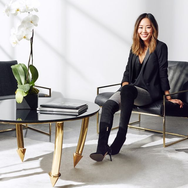 Tour the Glam Offices of Vita Fede, Designed by Aimee Song