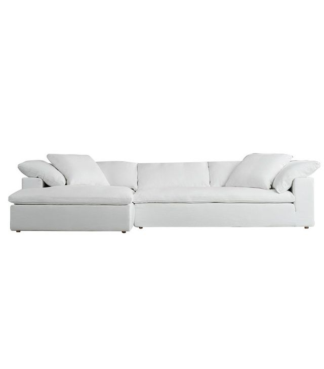 Restoration Hardware Cloud Track Arm Sectional