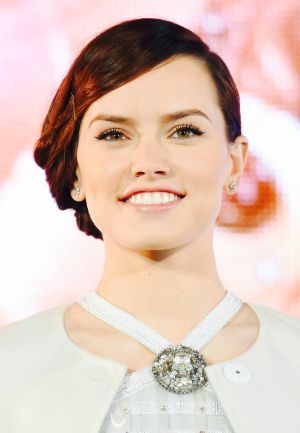 Star Wars' Daisy Ridley Just Gave Us ALL the Hair Inspiration