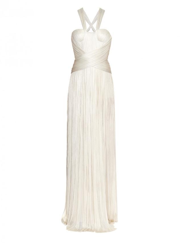 Maria Lucia Hohan Lara Silk Tulle Gown