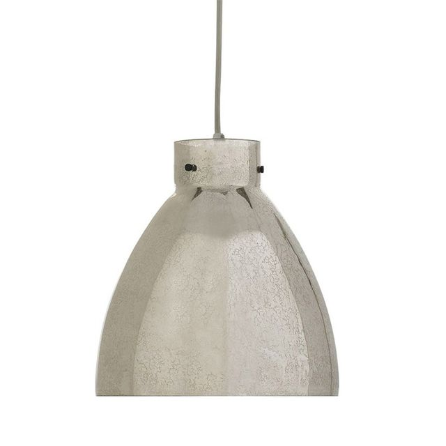 West Elm Industrial Pendant – Mercury
