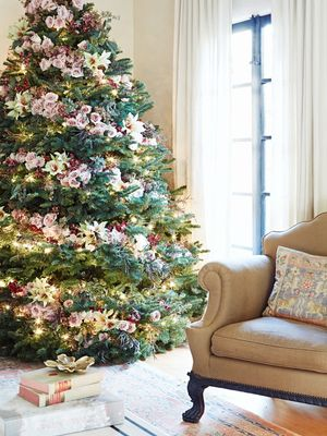 The Most Beautiful Christmas Trees We've Seen