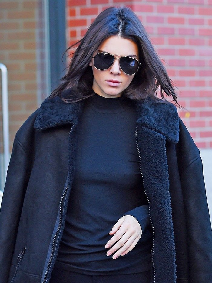 new product 9be16 feabe The Nike Sneakers Kendall Jenner Is Obsessed With   Who What Wear UK