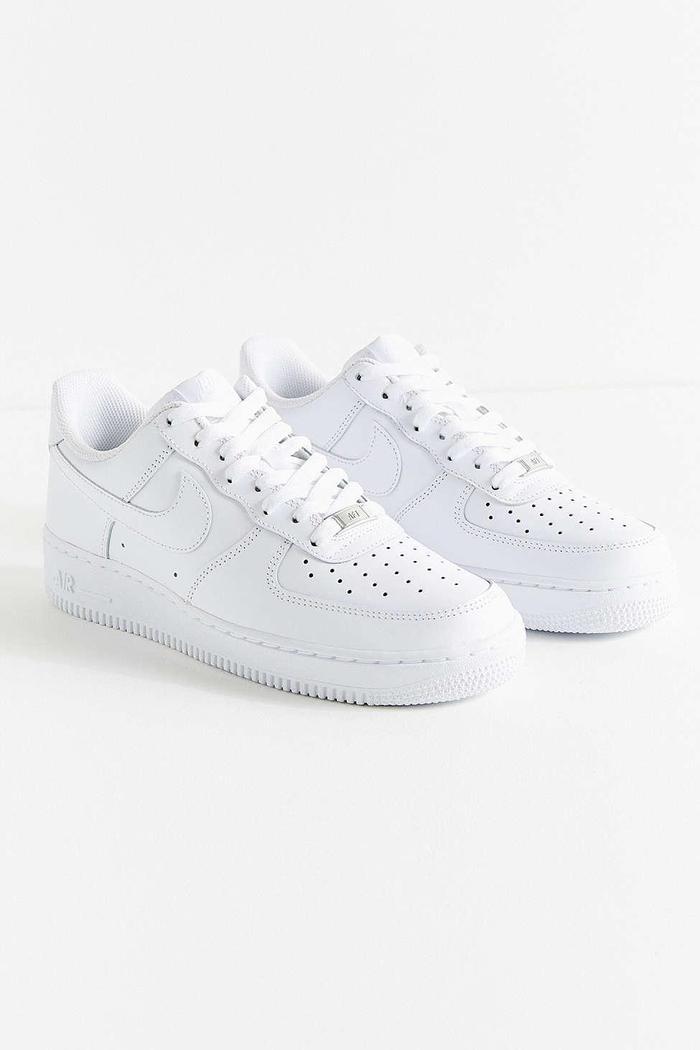 What de Who Sneaker White Waarom trend gaat nergens Wear heen qPw87d