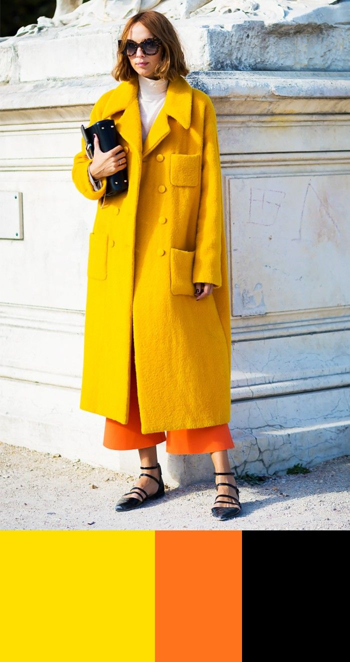 Extra Easy Winter Colour Combos To Try Now Who What Wear Uk