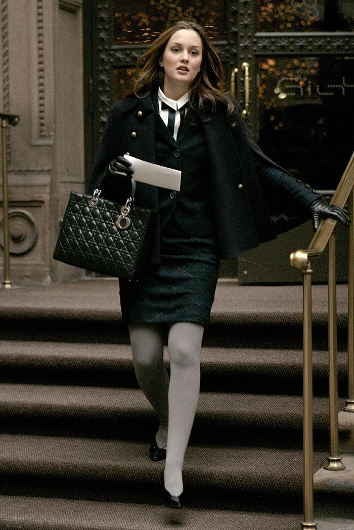 5 Outfits Blair Waldorf Would Wear in 2016