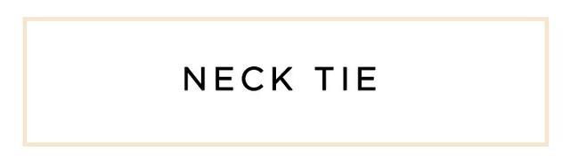 "<p>""Mock necks, tie necks, roll necks—every Melbourne girl will have neck detail somewhere in her closet.""</p>"
