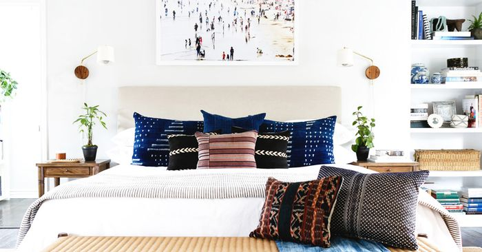 Neutral furniture Black Jstyle 14 Genderneutral Bedrooms We Love Mydomaine