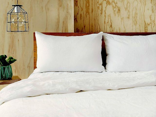 Where To Buy The Best Quality 100 Linen Bedding Mydomaine