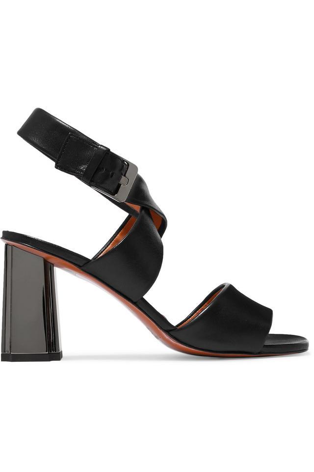 Zora Leather Sandals Buckled Sandal