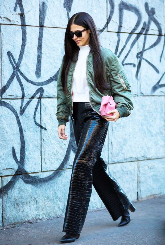 The Freshest Street Looks From Mens Fashion Week advise