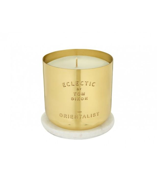Eclectic Orientalist Scented Candle