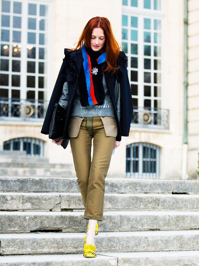 Prepare for Rad Style Lessons From the Streets of Couture Fashion Week