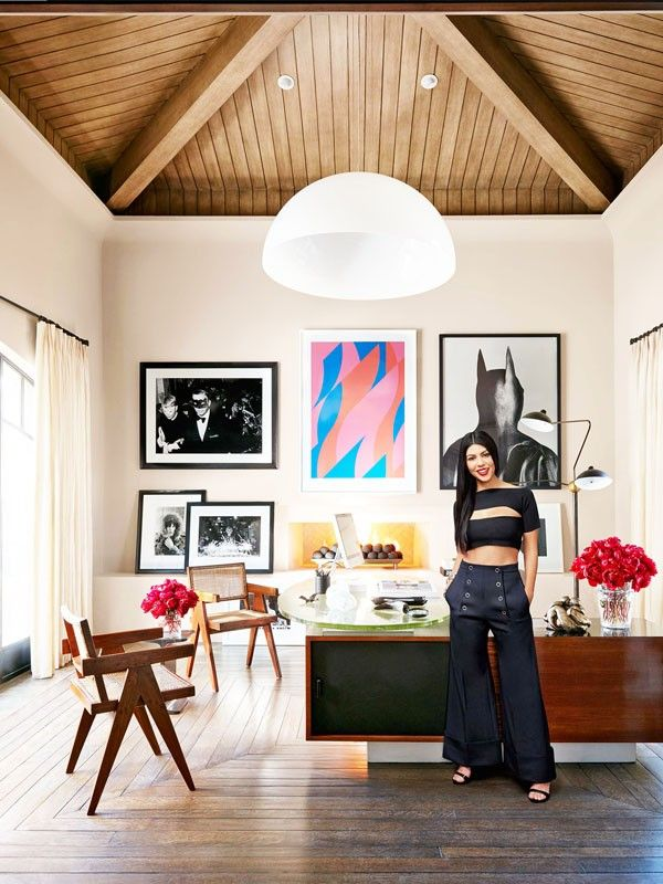 Inside Kourtney Kardashian's Stunning Family Home in ...