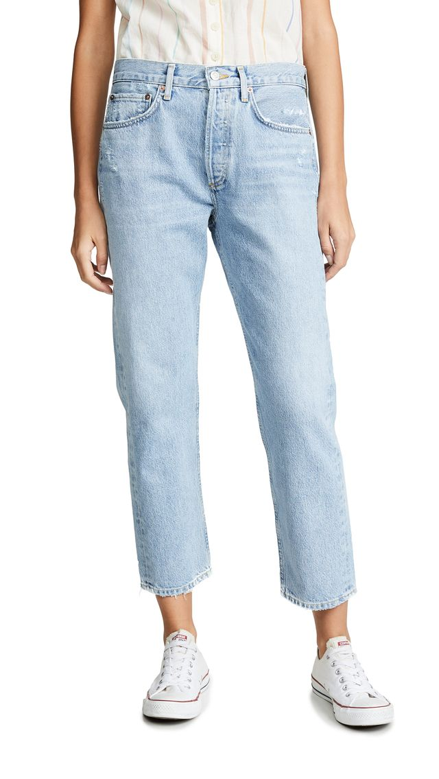 Agolde Easy Straight Parker Jeans