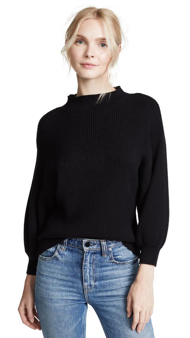 Linee & Dot Alder Sweater