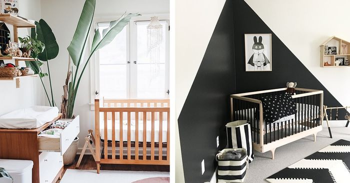 8 Nursery Decorating Ideas for Every Budget | MyDomaine
