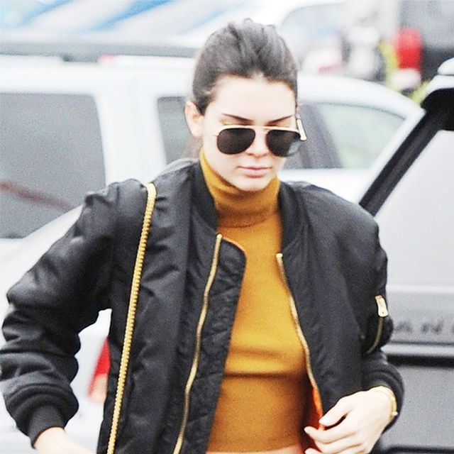 The Only Colour That Matters Now, According to Kendall Jenner