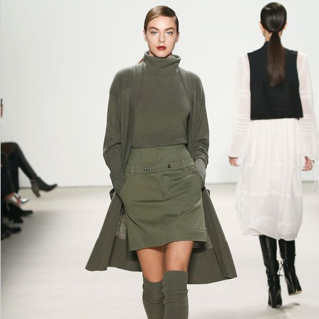How Cool Girls Will Be Wearing Ankle Boots This Autumn