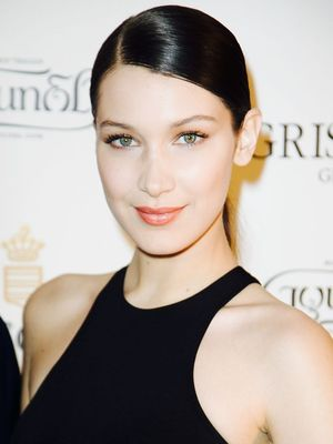 The $140 Necklace Bella Hadid Wore to Kanye West's Fashion Show