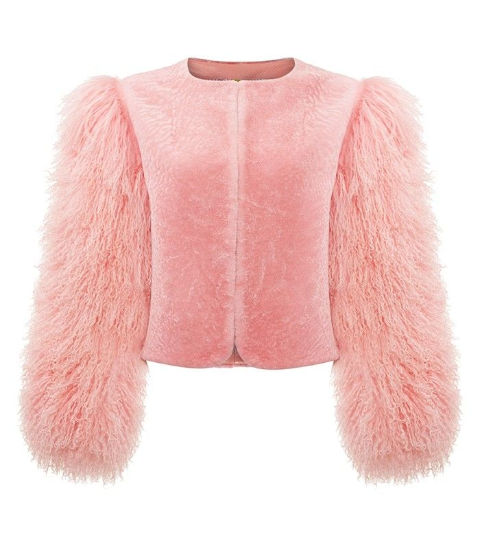 Charlotte Simone Just Launched the Fluffy Jackets of Your ...