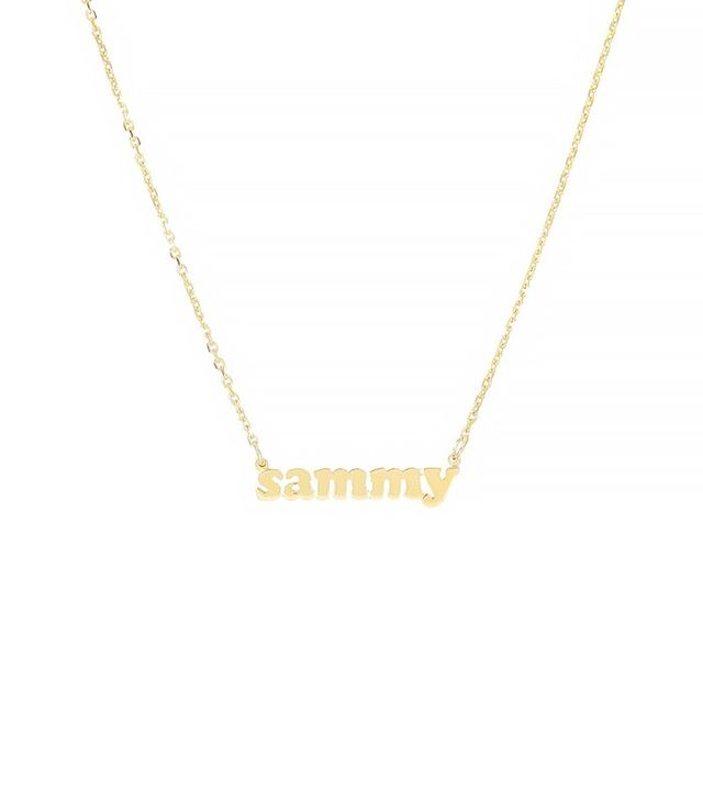 Lola James Mini Me Necklace in 14K Gold