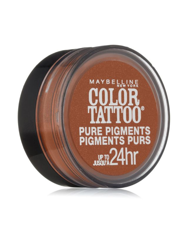 Maybelline Color Tattoo Pure Pigments in Improper Copper