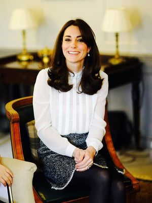 What Kate Middleton Wears to Work
