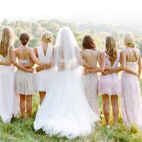 The Unspoken Rules Every Bride and Bridesmaid Should Follow