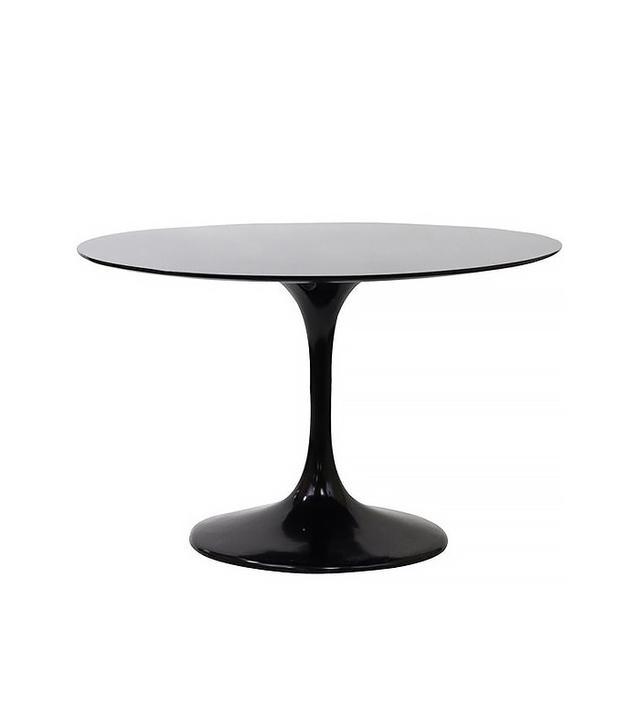 Replica Saarinen Tulip Fibreglass Side Table