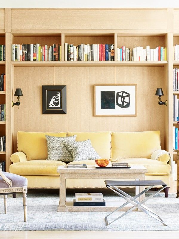 11 Chic Living Rooms From Our Favourite Celebrities MyDomaine