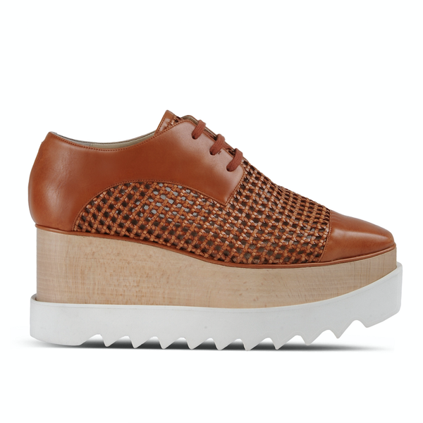 Stella McCartney Canyon Wicker Elyse Shoes
