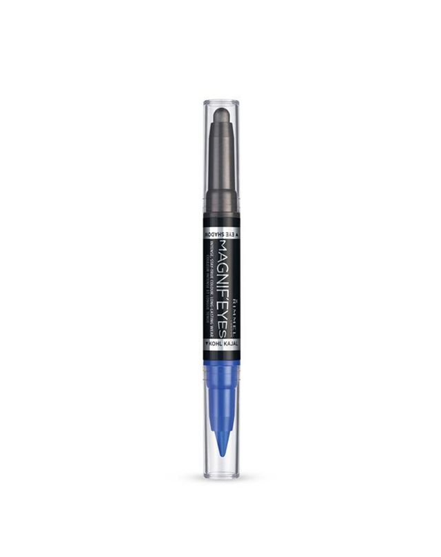 Rimmel Magnif'Eyes Double Ended Shadow and Liner in Dark Side of Blue