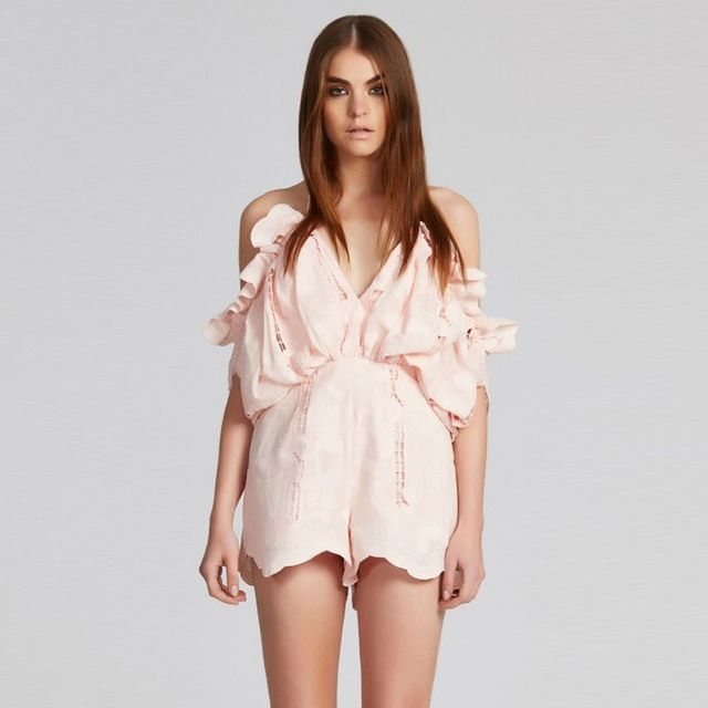 Alice McCall Shake It Off Playsuit