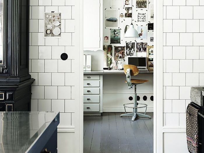 12 times when square subway tiles made the room mydomaine - Subway Tiles Kitchen