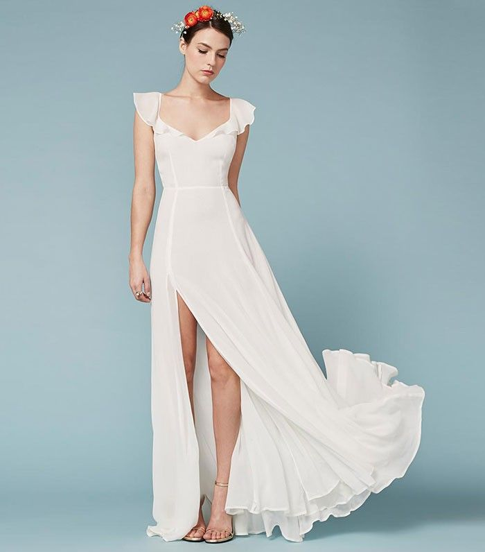 The Tricky Business of Selling Wedding Dresses | Who What Wear